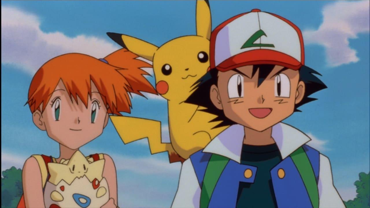 Pokémon 3: The Movie - Spell of the Unown 3