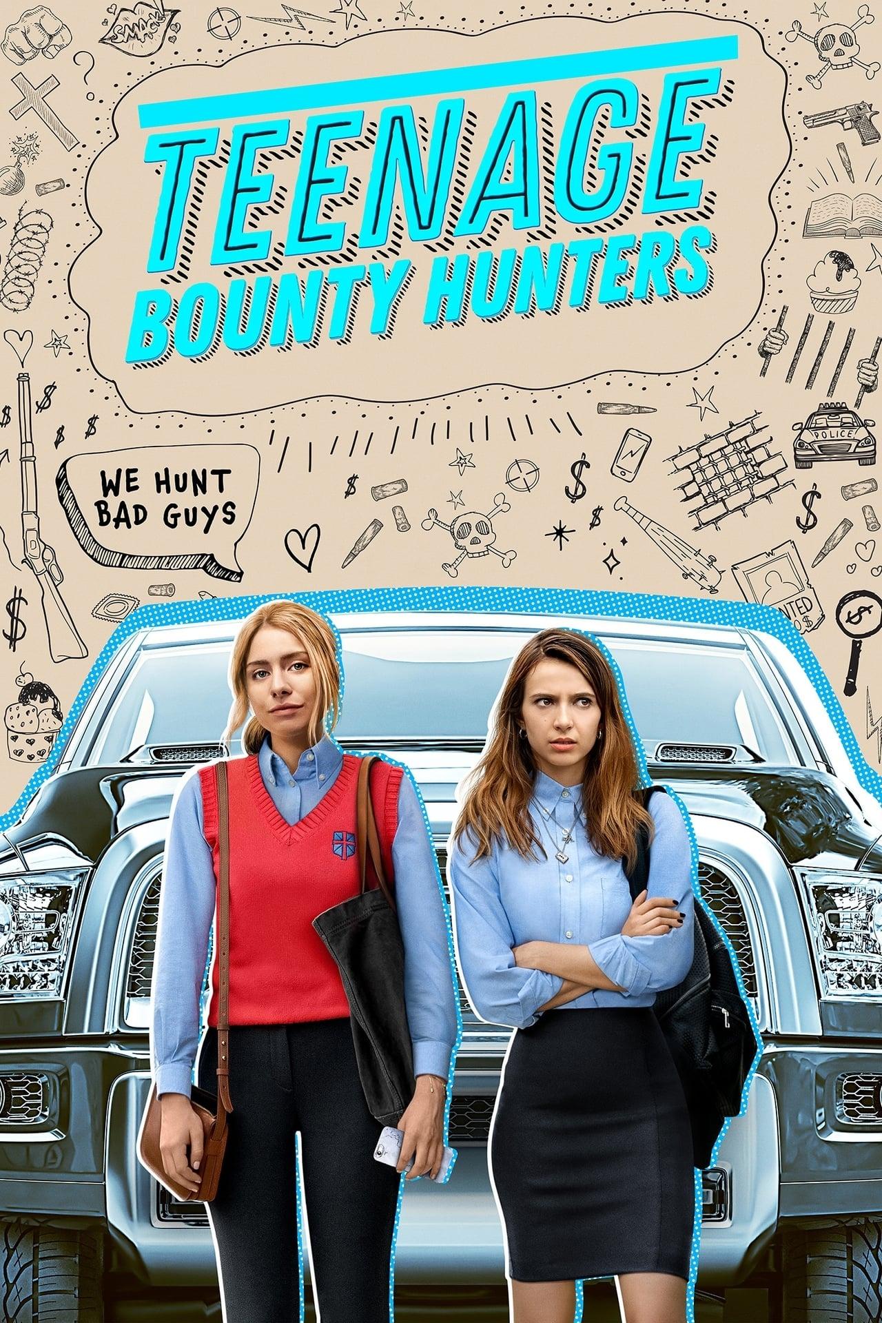 Download Netflix Teenage Bounty Hunters (Season 1) Dual Audio {Hindi-English} 720p WeB-HD [300MB]