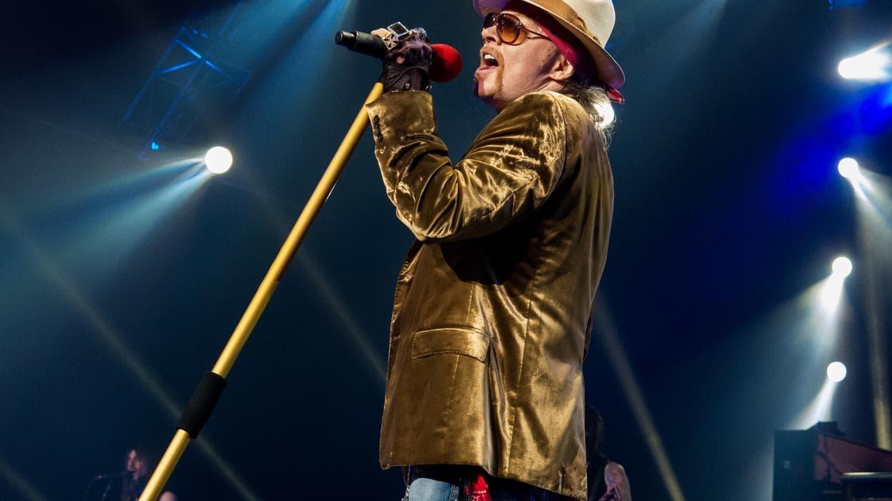 Guns N' Roses: Appetite for Democracy (2012)