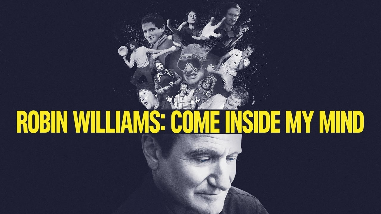 Robin Williams: Come Inside My Mind 2