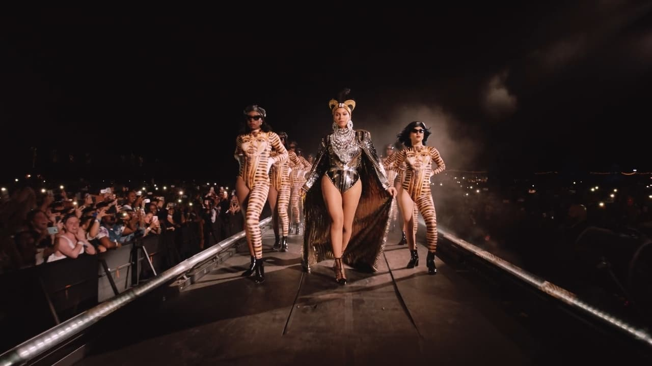 Homecoming: A Film by Beyoncé 4