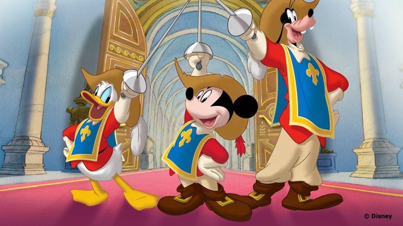 micky donald goofy die drei musketiere stream