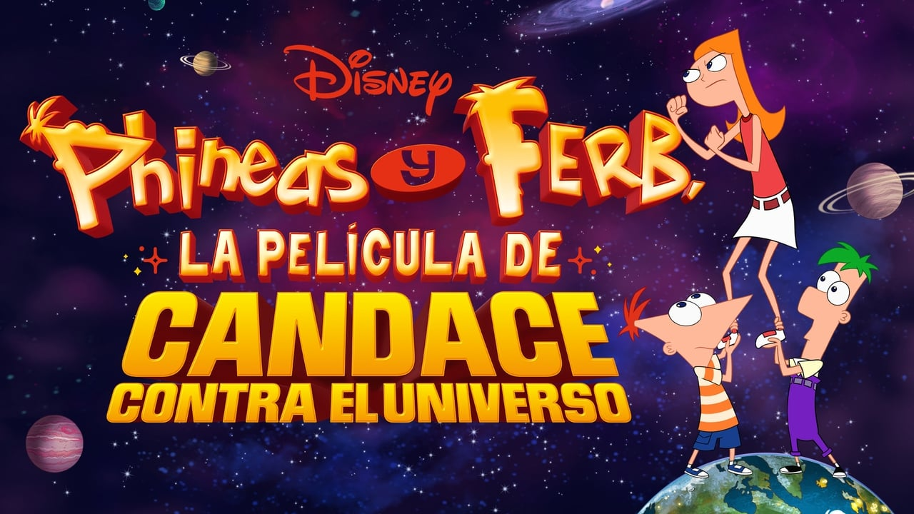 Phineas and Ferb The Movie: Candace Against the Universe 4