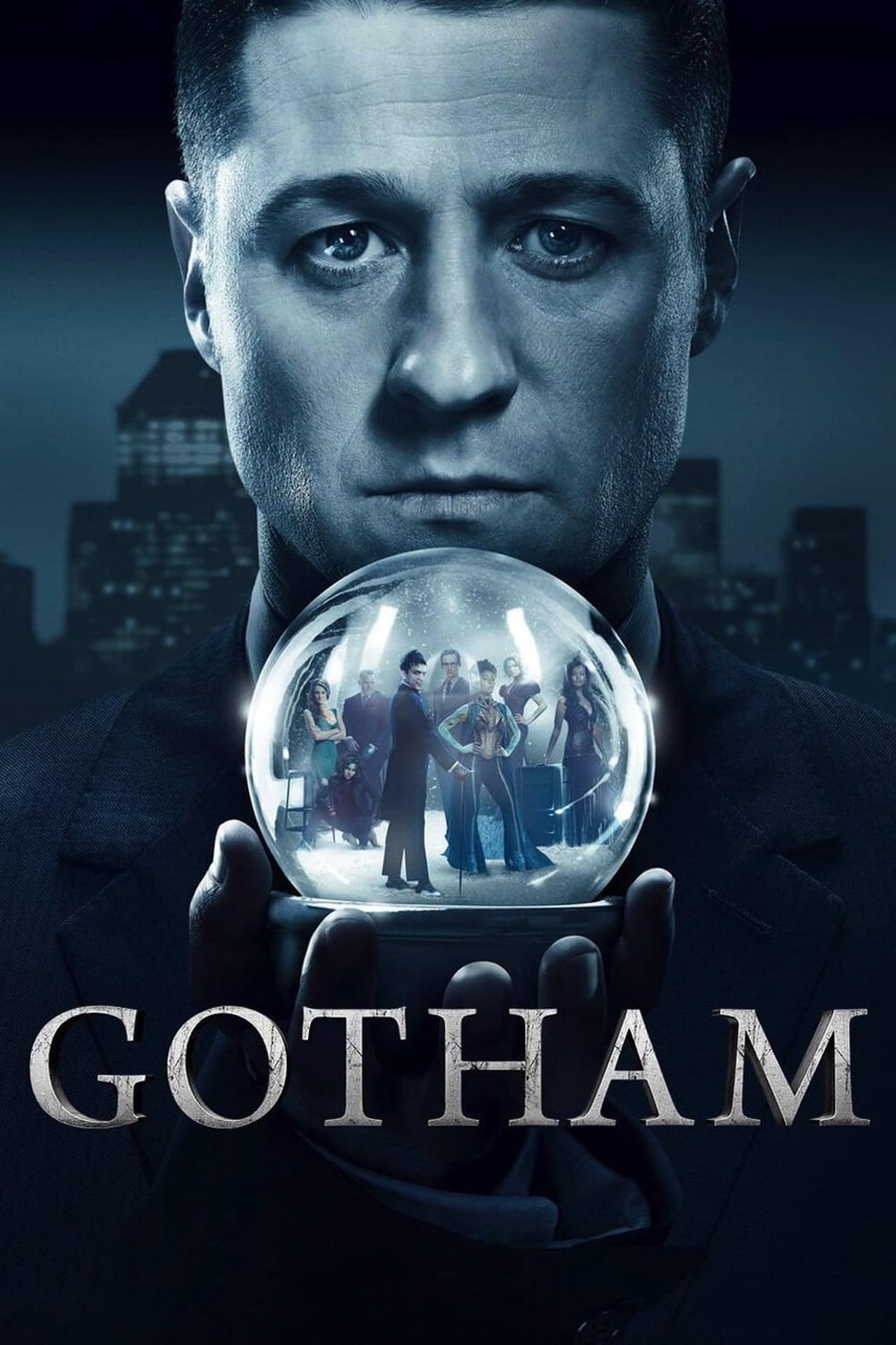Gotham - Temporada 2: El ascenso de los villanos / La ira de los villanos