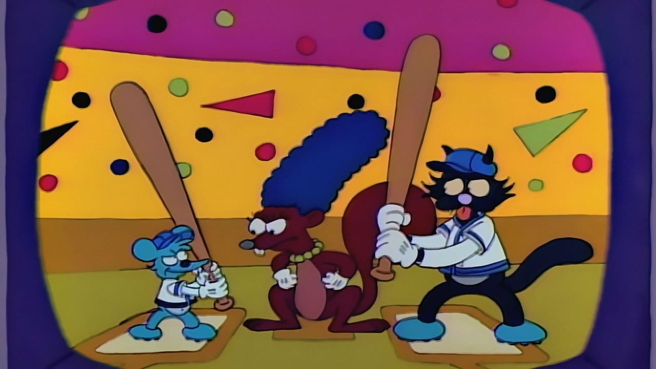 The Simpsons - Season 2 Episode 9 : Itchy & Scratchy & Marge