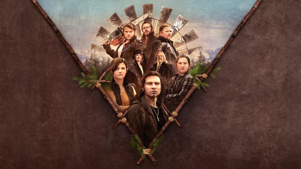 cover-Mi Familia Vive En Alaska