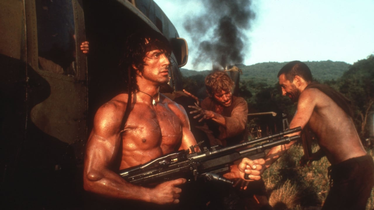 Rambo: First Blood Part II 2