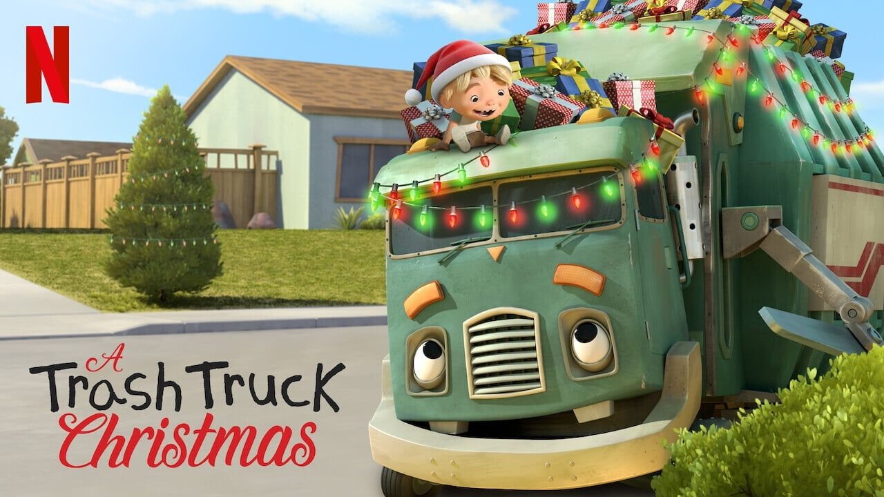 A Trash Truck Christmas 3