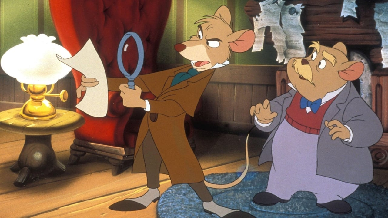The Great Mouse Detective 4