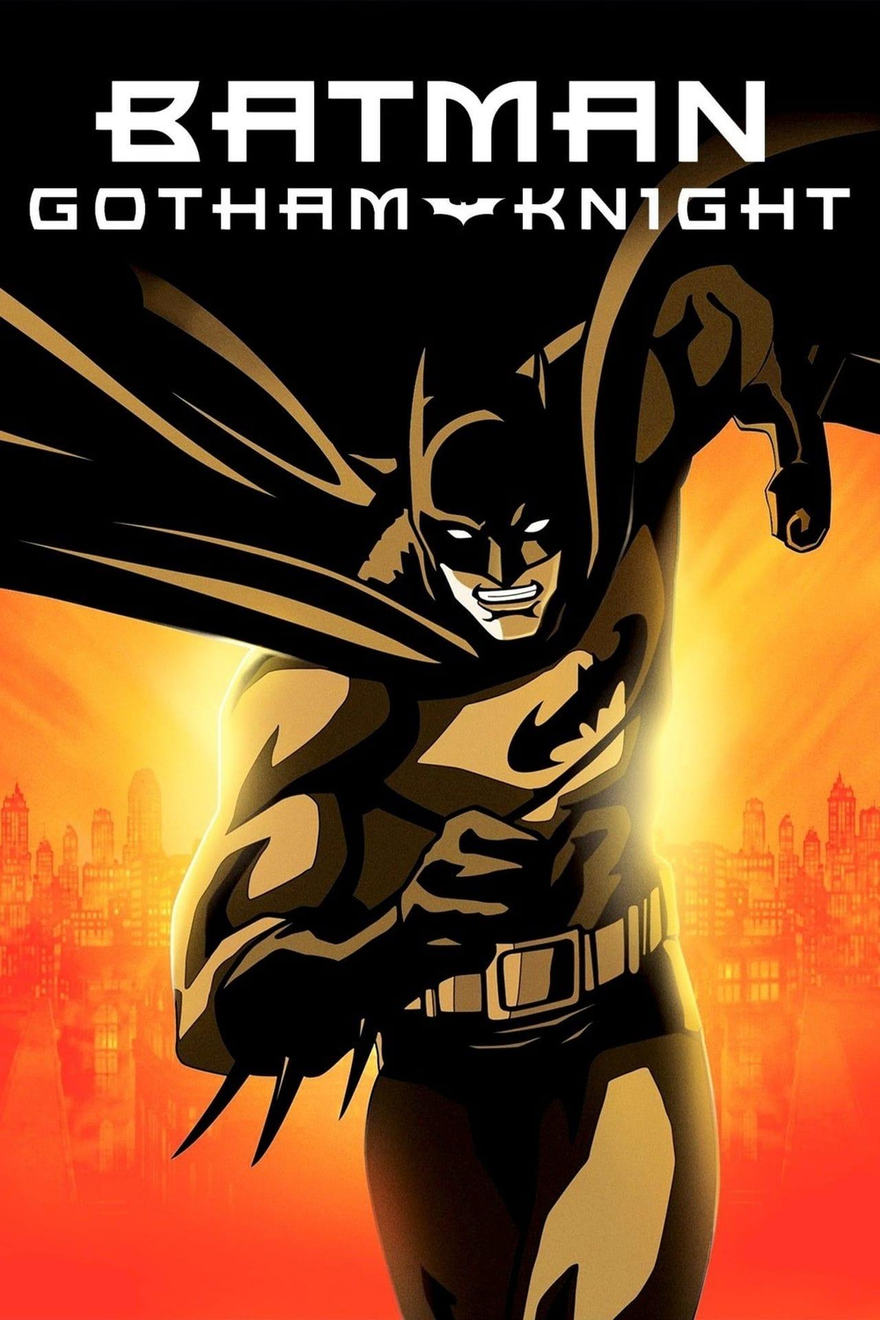 Batman: Gotham Knight en streaming