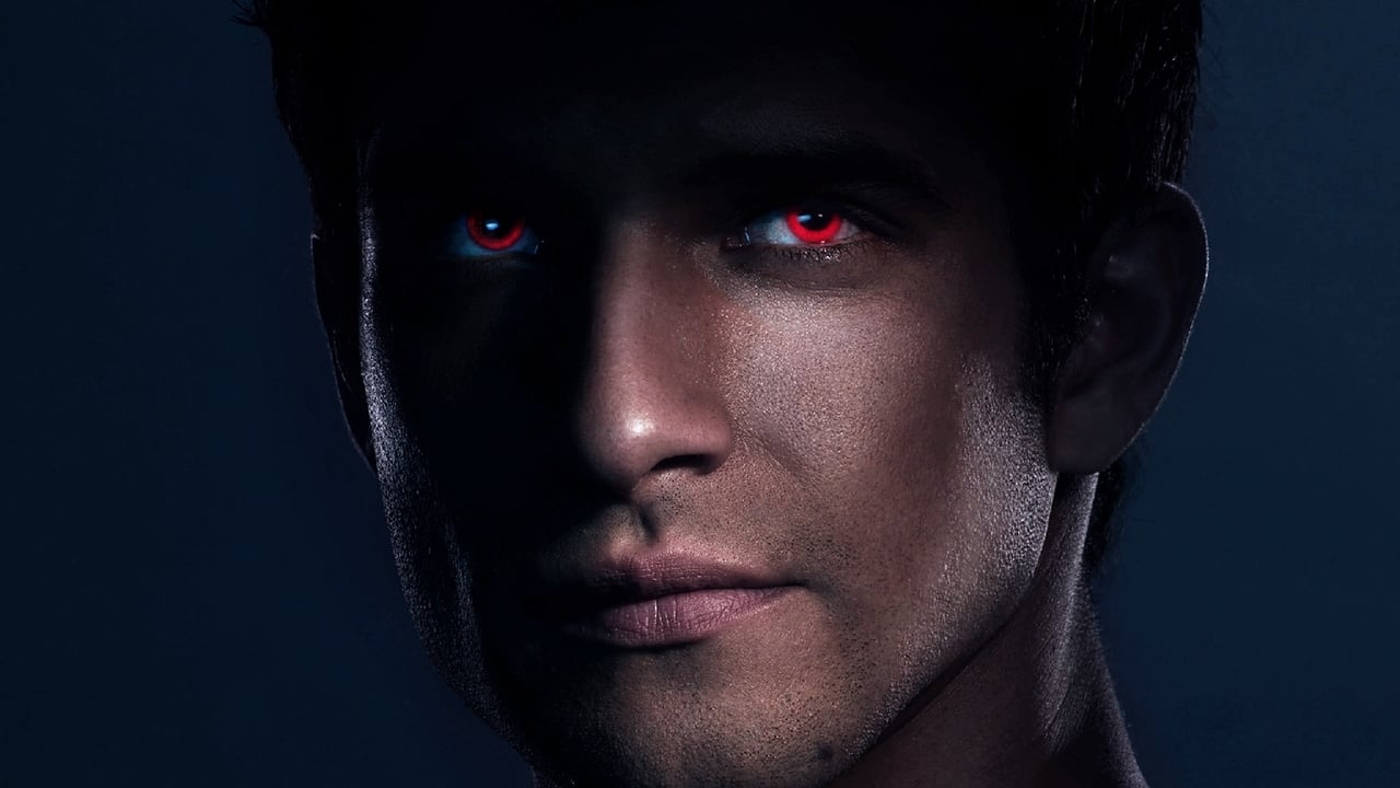 cover-Teen Wolf