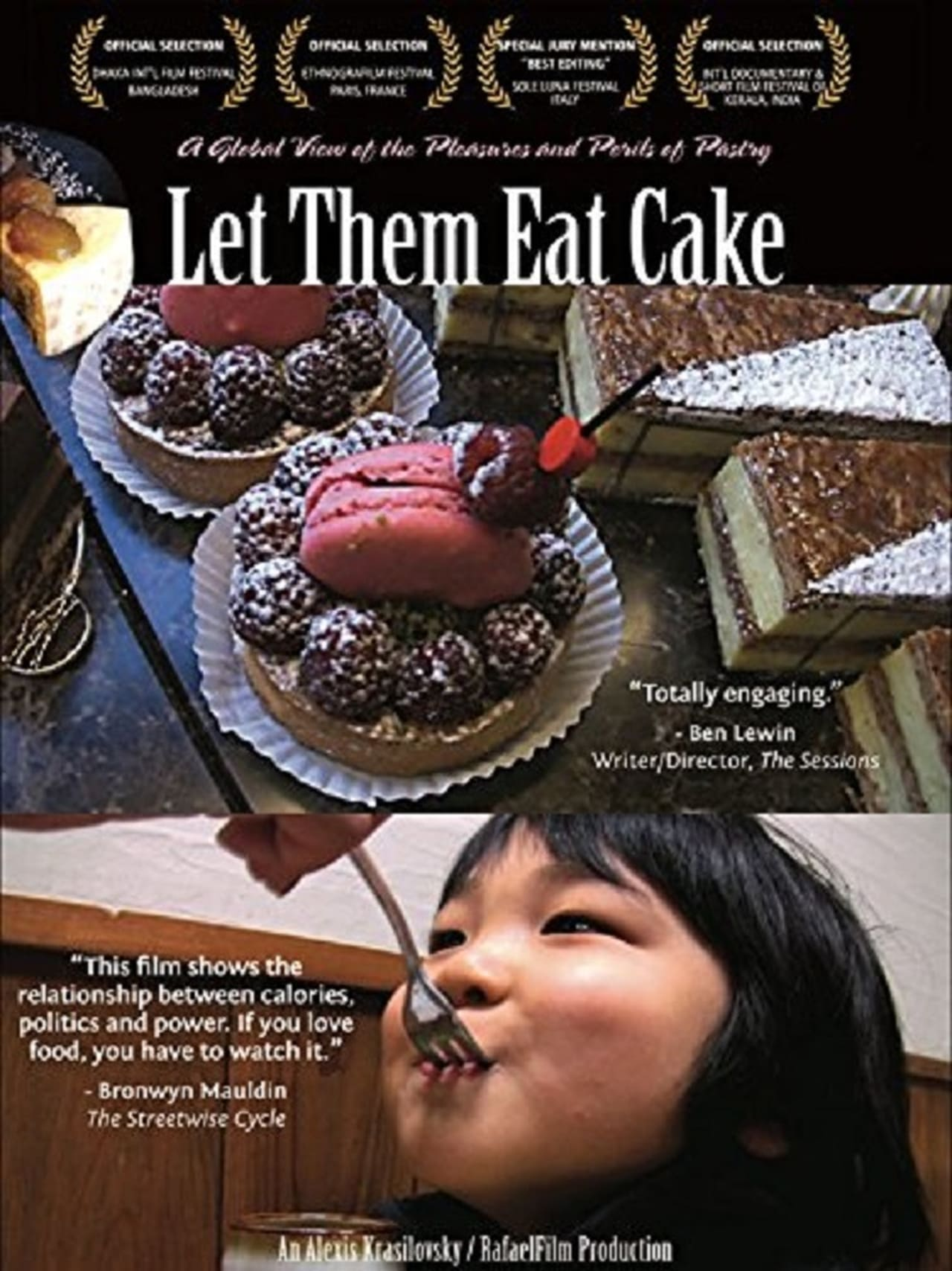 Let Them Eat Cake (2014)