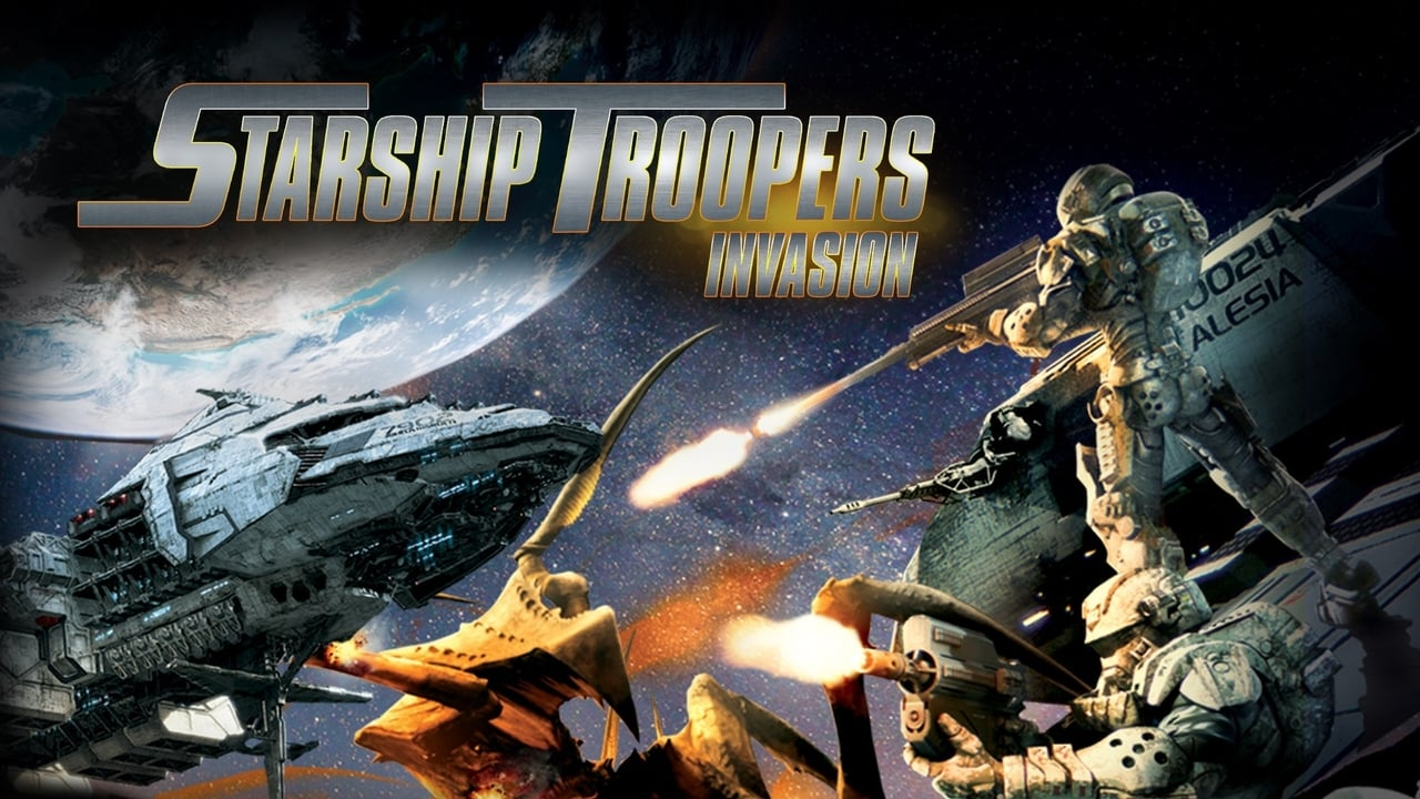 Starship Troopers: Invasion 3
