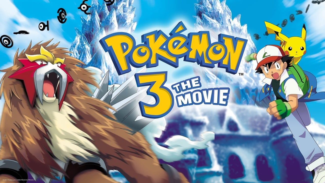 Pokemon 3 The Movie Spell Of The Unown Movie Review And Ratings