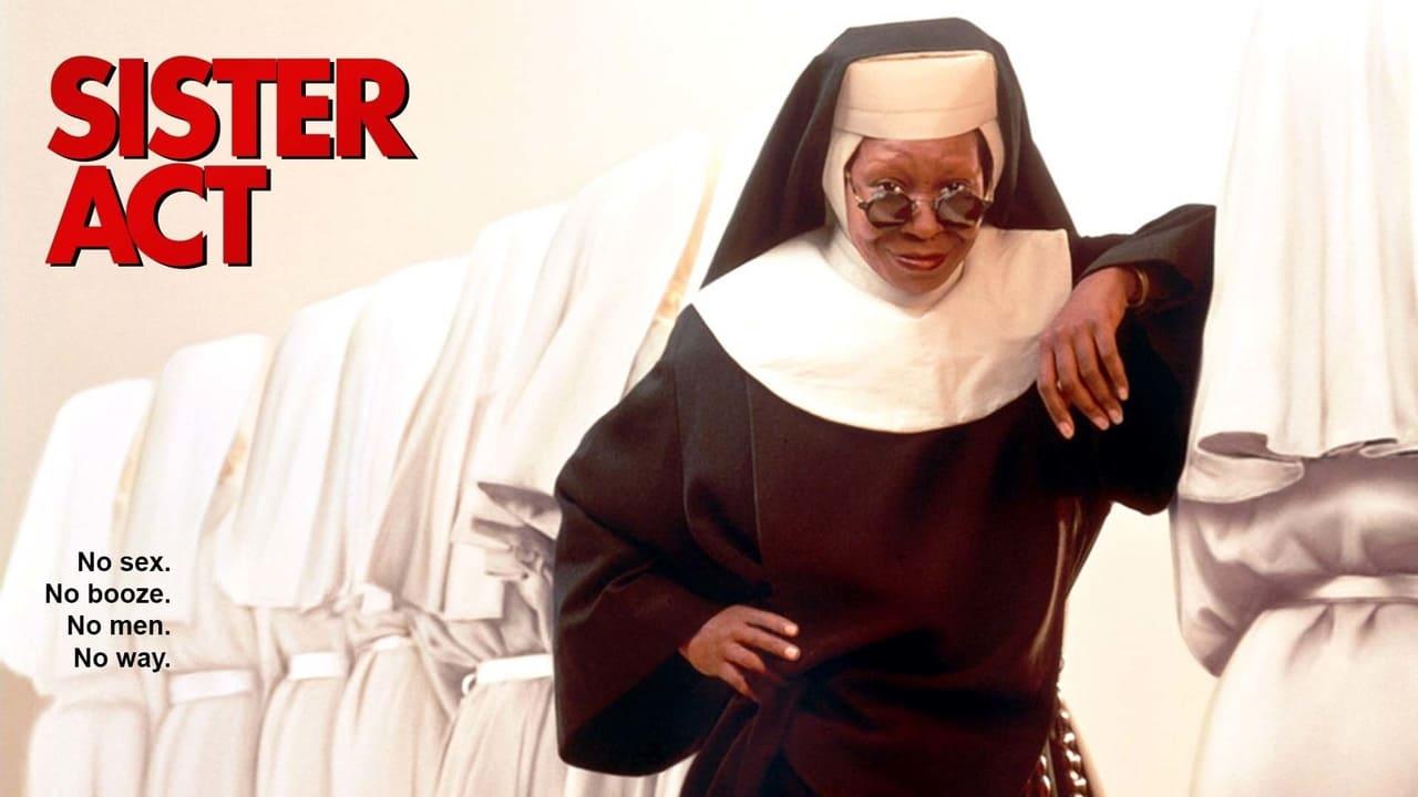 cover-Sister Act (Una monja de cuidado)