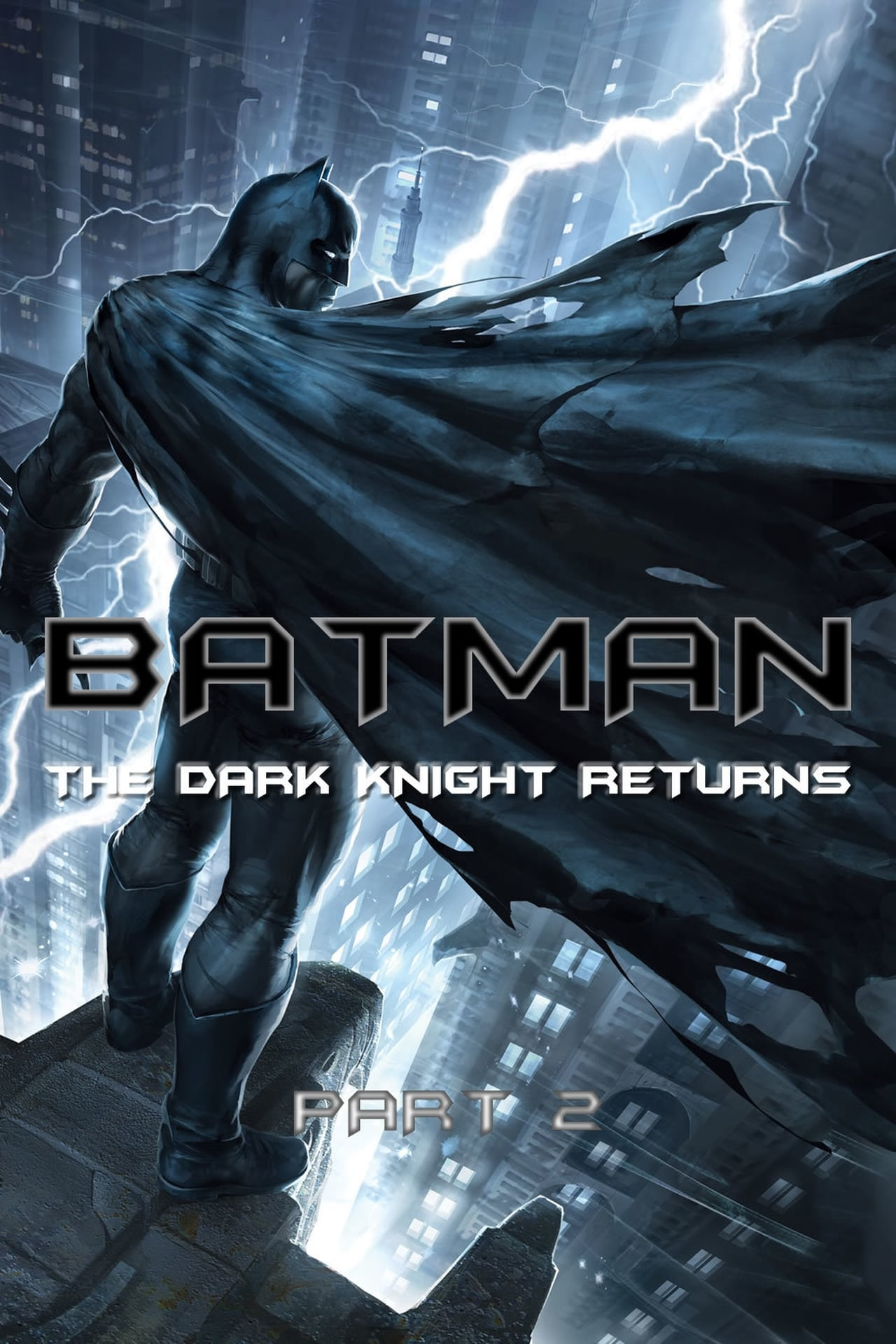Sous Titres Batman : The Dark Knight Returns, Part 2