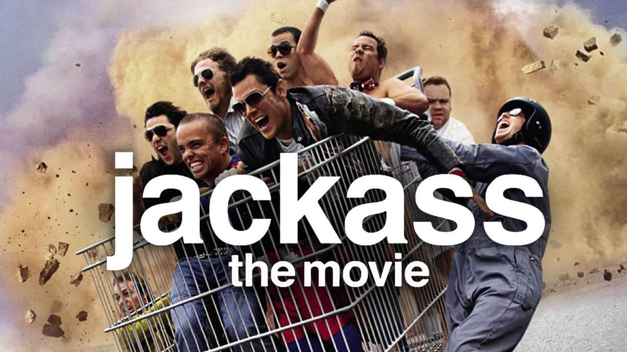 cover-Jackass: La película