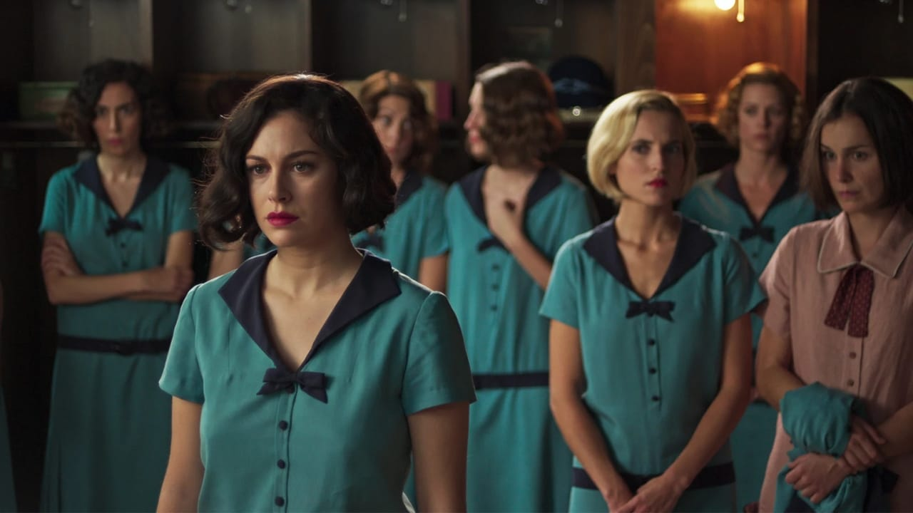 Cable Girls - Season 1 Episode 1 : Chapter 1: Dreams (2020)