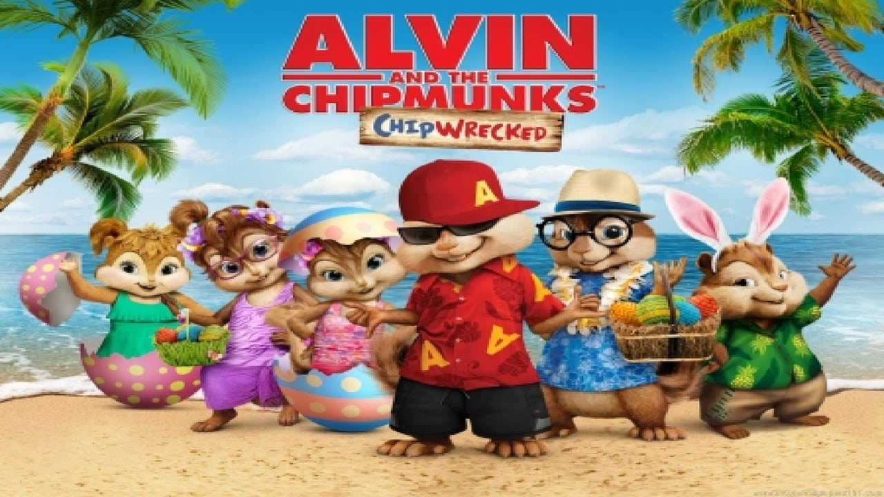 Alvin and the Chipmunks: Chipwrecked 5