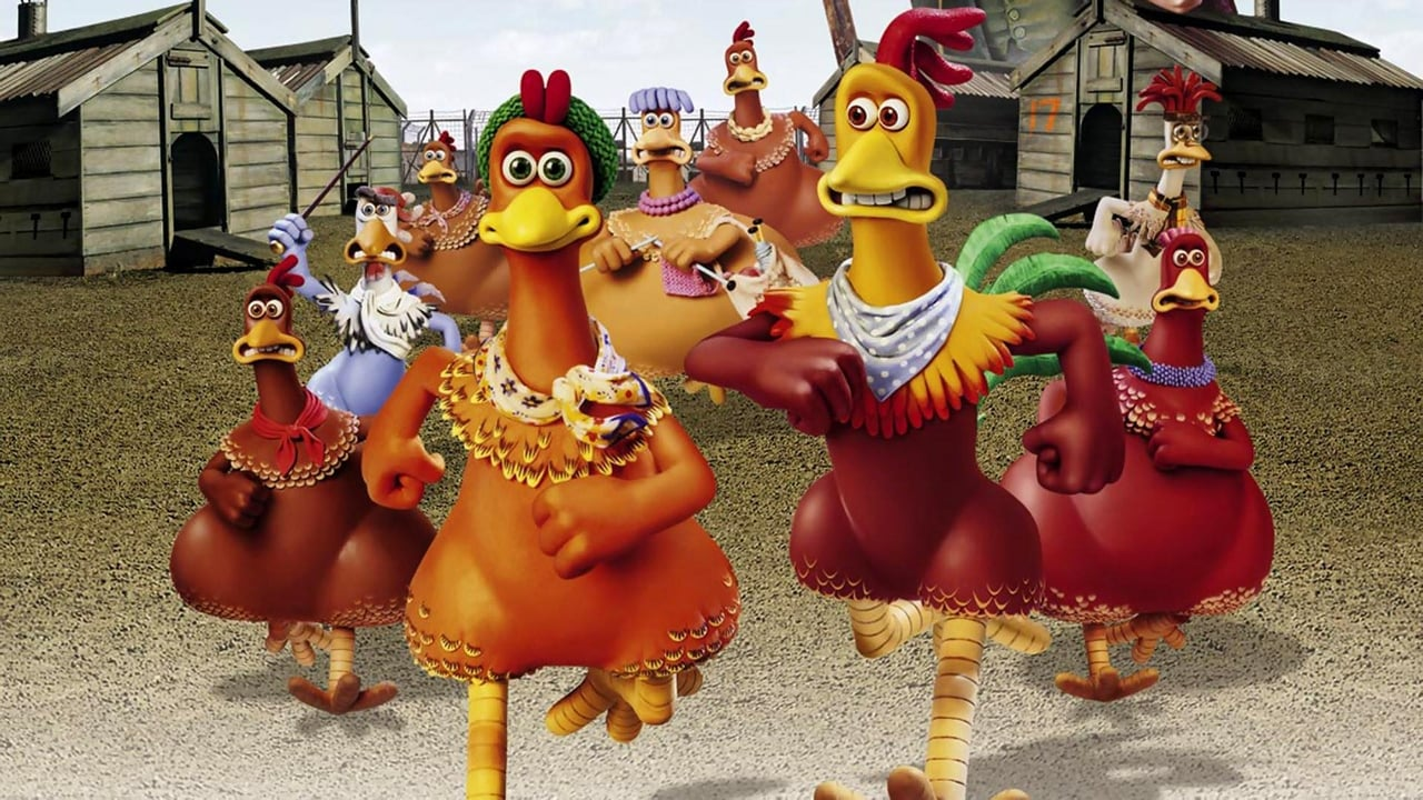 Chicken Run 4