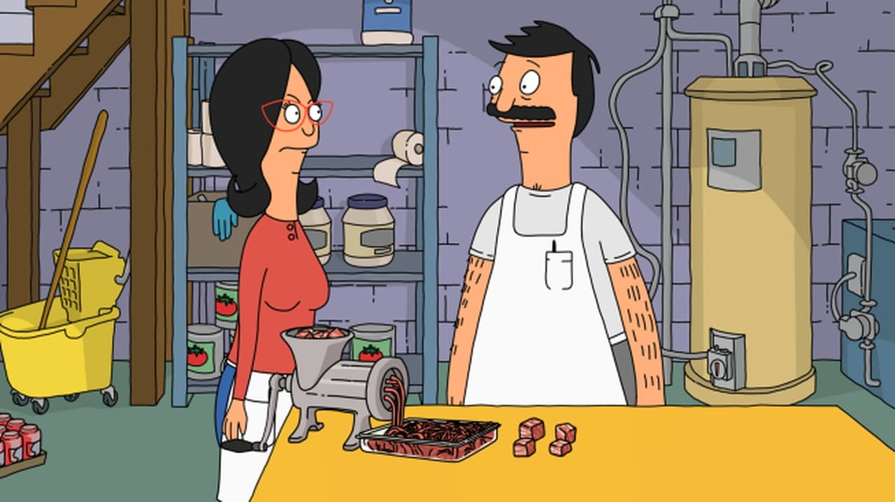 Bob's Burgers - Season 1 Episode 1 : Human Flesh (2020)