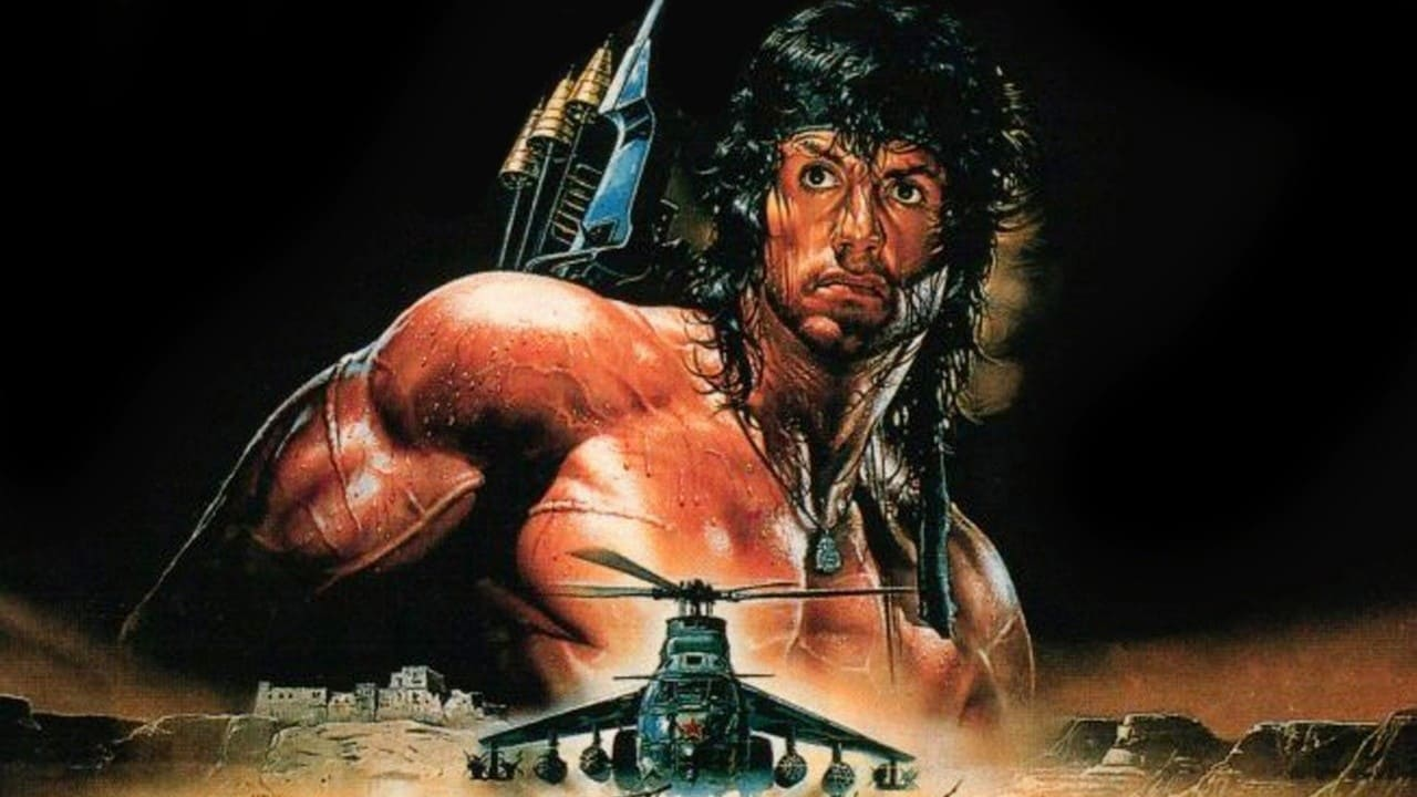 Rambo III (1988) HD 1080P LATINO/INGLES