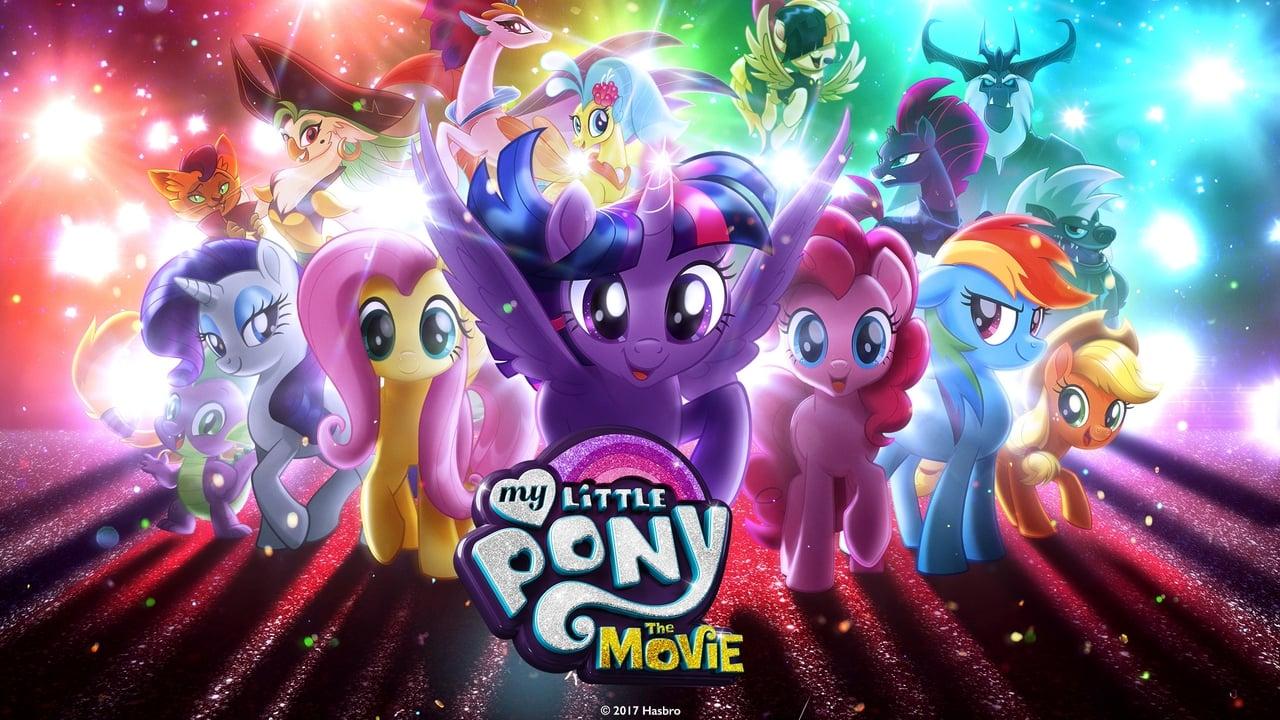 cover-My Little Pony: La película