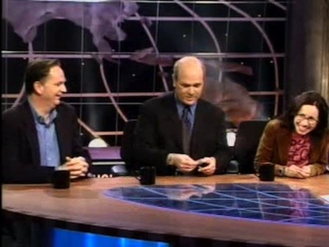 Real Time with Bill Maher - Season 1 Episode 6 : March 28, 2003