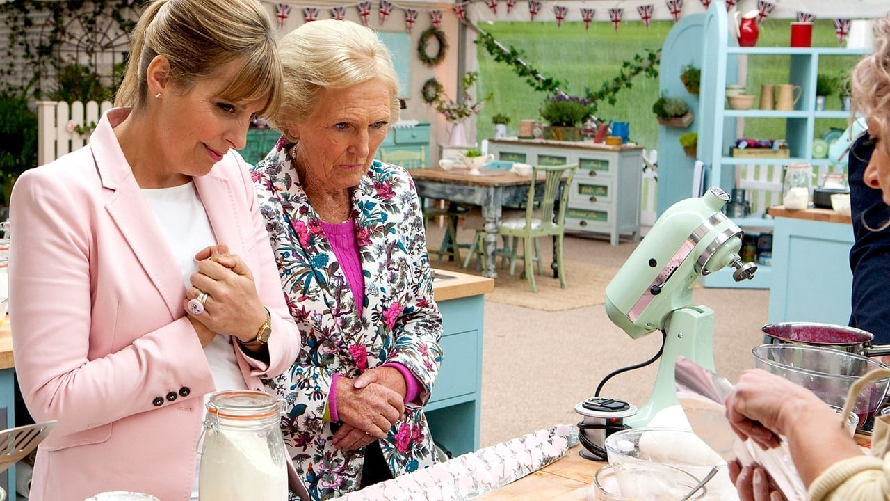 Watch Streaming The Great British Bake Off - Series 5 ...