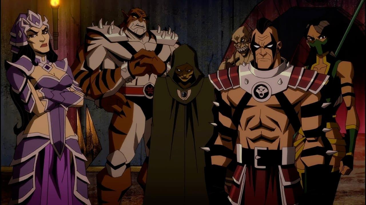 Mortal Kombat Legends: Battle of the Realms 3