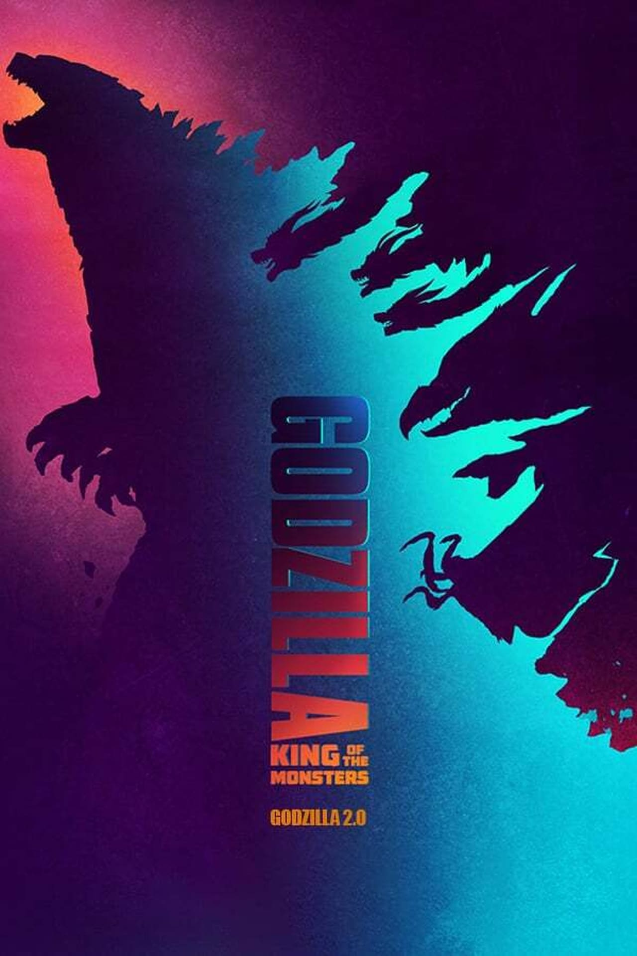 Godzilla: King of the Monsters - Godzilla 2.0