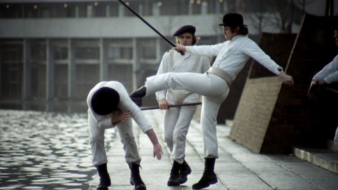 A Clockwork Orange 4