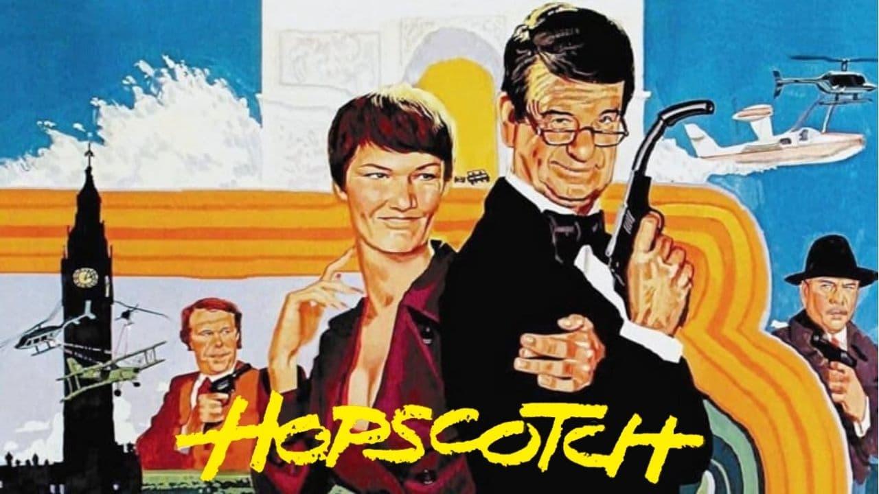 Hopscotch (1980) – Adventure, Comedy