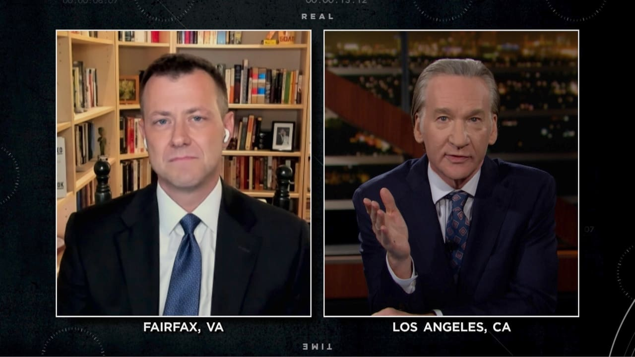 Real Time with Bill Maher - Season 18 Episode 26 : Episode 541