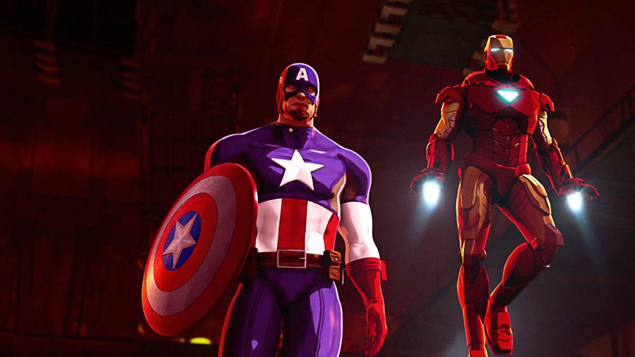 Iron Man & Captain America: Heroes United 5