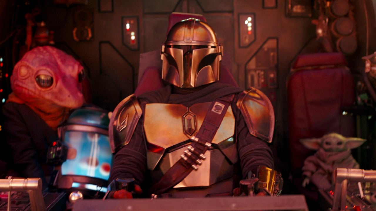The Mandalorian - Season 2 Episode 3 : Chapter 11: The Heiress (2020)