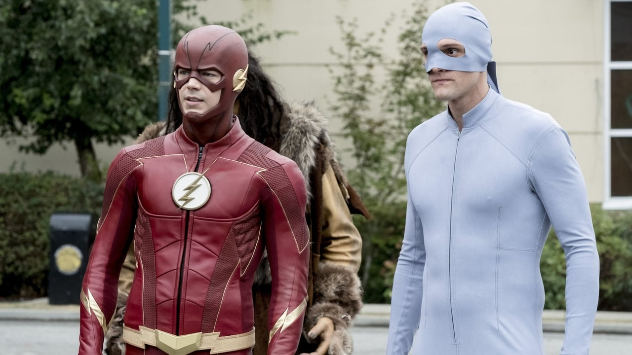 The Flash - Season 4 Episode 6 : When Harry Met Harry...