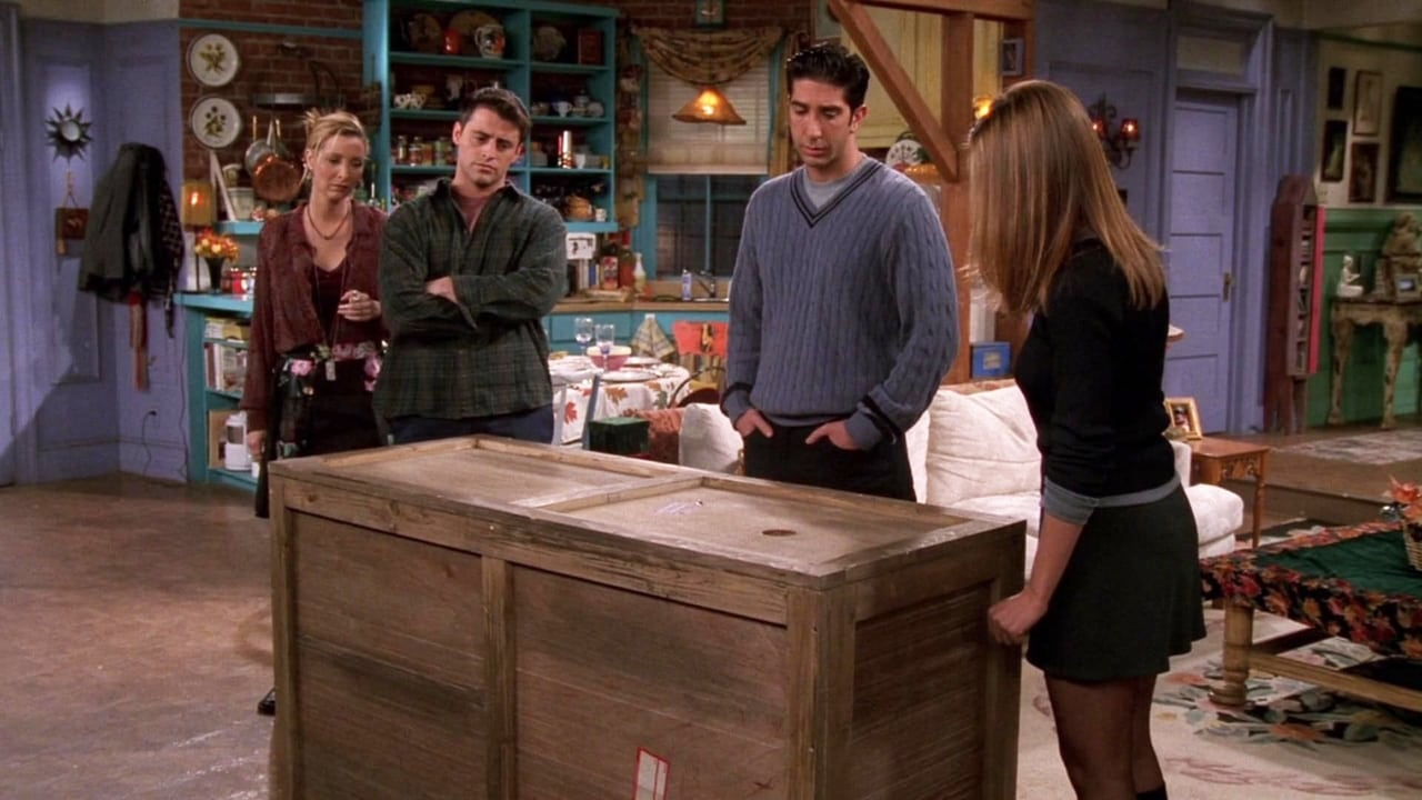 Friends - Season 4 Episode 8 : The One with Chandler in a Box