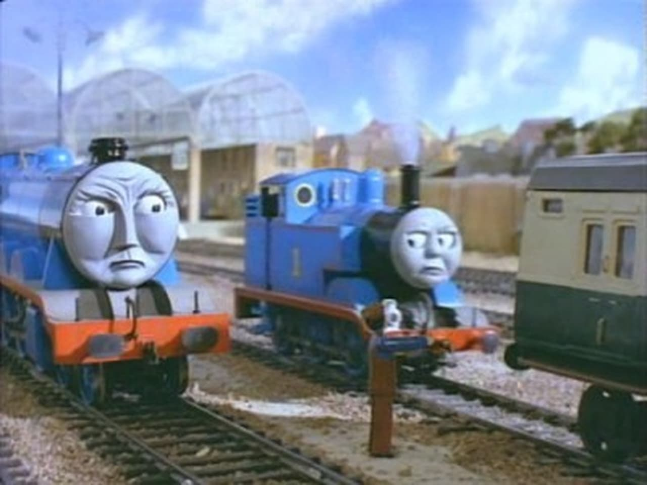 Thomas & Friends - Season 1 Episode 1 : Thomas & Gordon (2020)