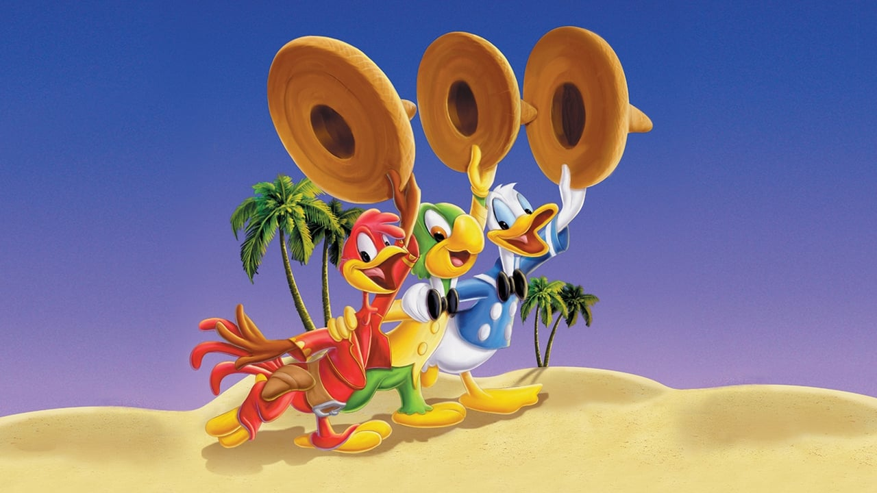 The Three Caballeros 3