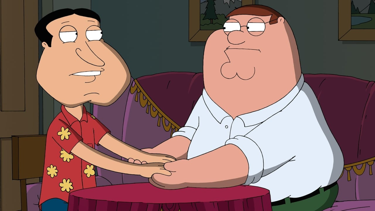 Family Guy - Season 8 Episode 12 : Extra Large Medium
