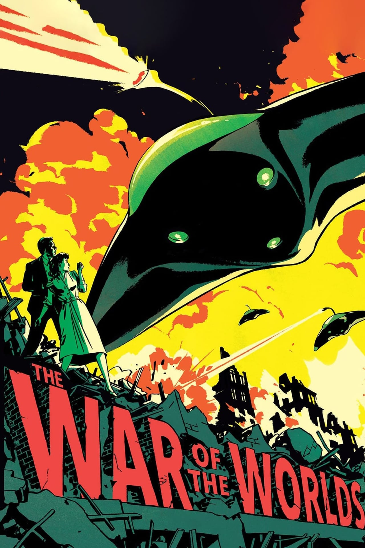 The War of the Worlds | 1953 | English | 1080p | 720p | BluRay