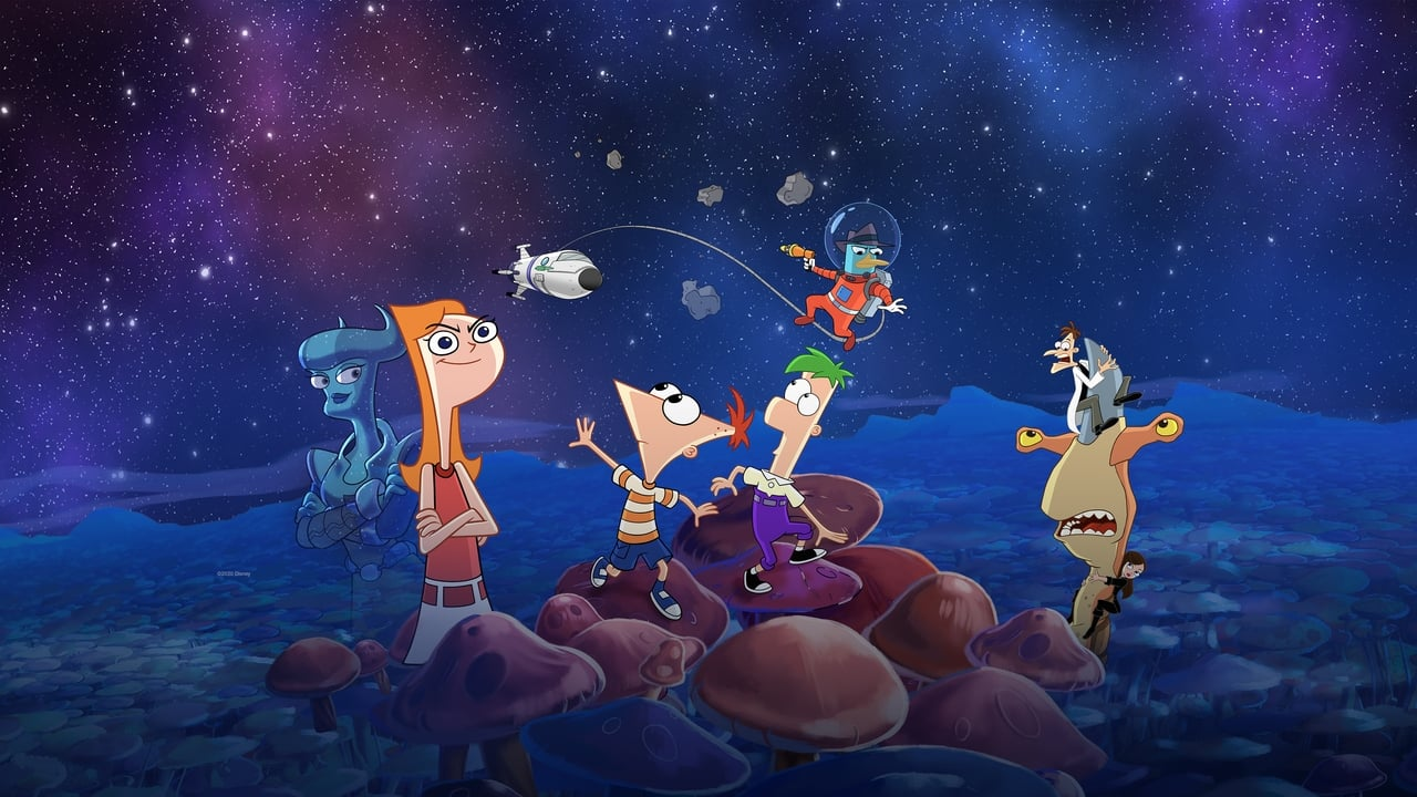 Phineas and Ferb The Movie: Candace Against the Universe 5