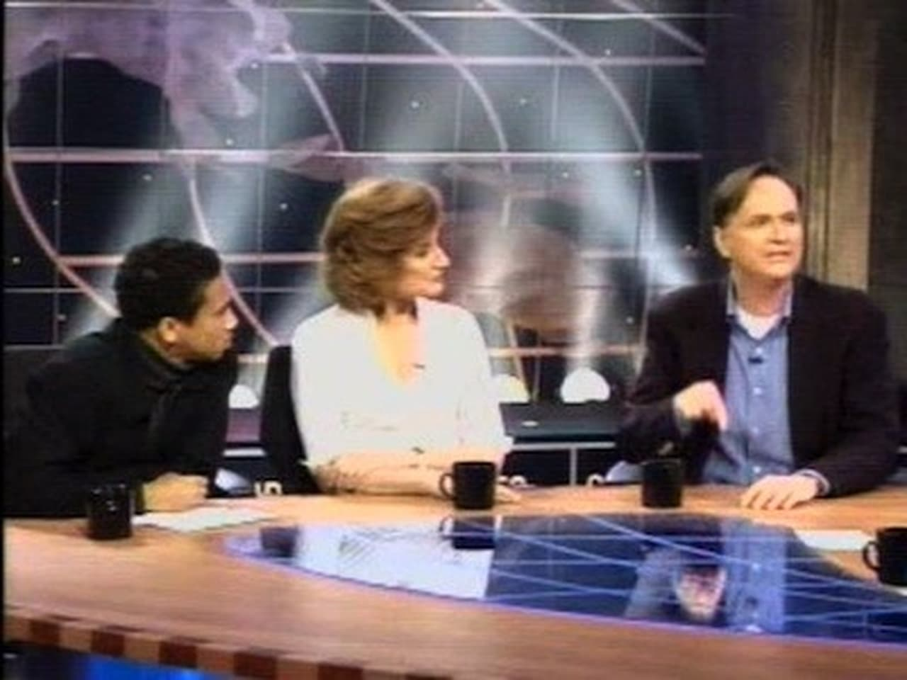 Real Time with Bill Maher - Season 1 Episode 7 : April 04, 2003