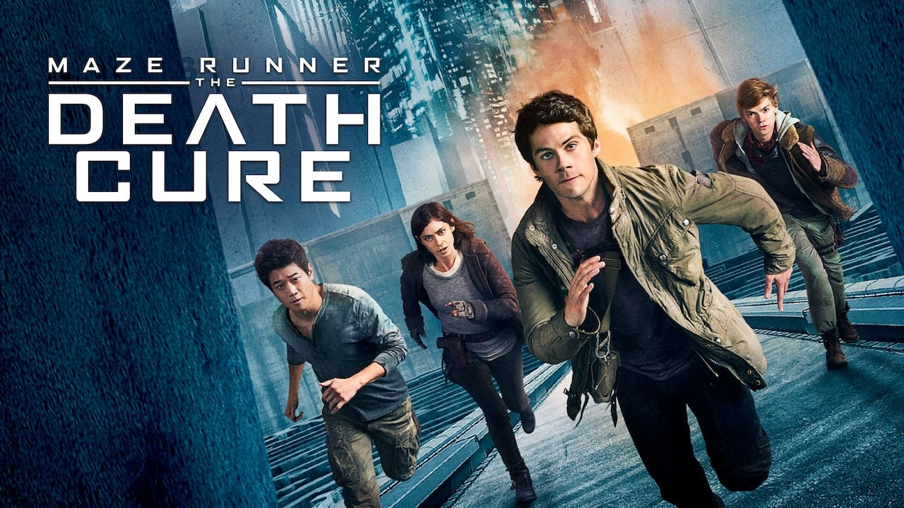Maze Runner: The Death Cure 5