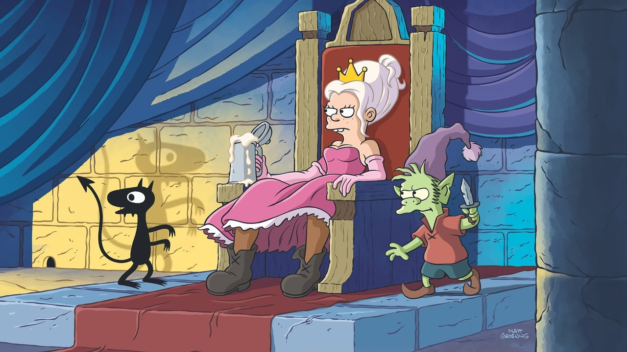 Disenchantment - Season 2