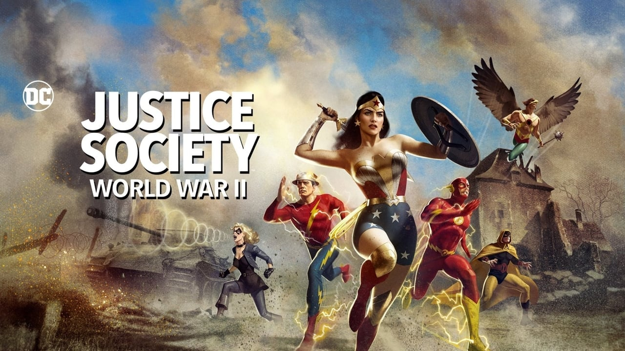 Justice Society: World War II 5