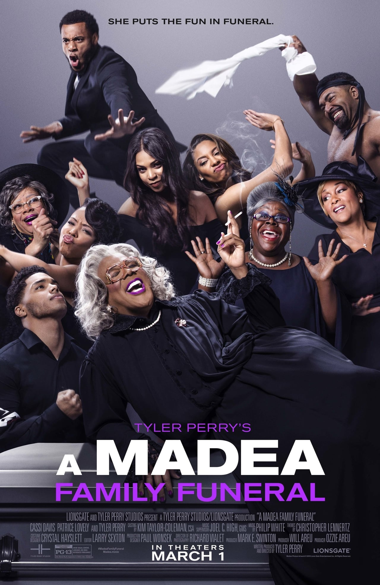 A Madea Family Funeral image