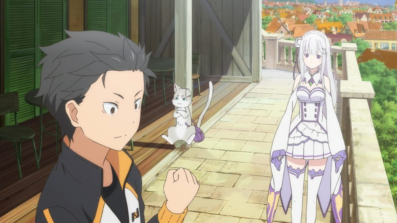 Re:ZERO -Starting Life in Another World- - Season 1 Episode 1 : The End of the Beginning and the Beginning of the End (2020)