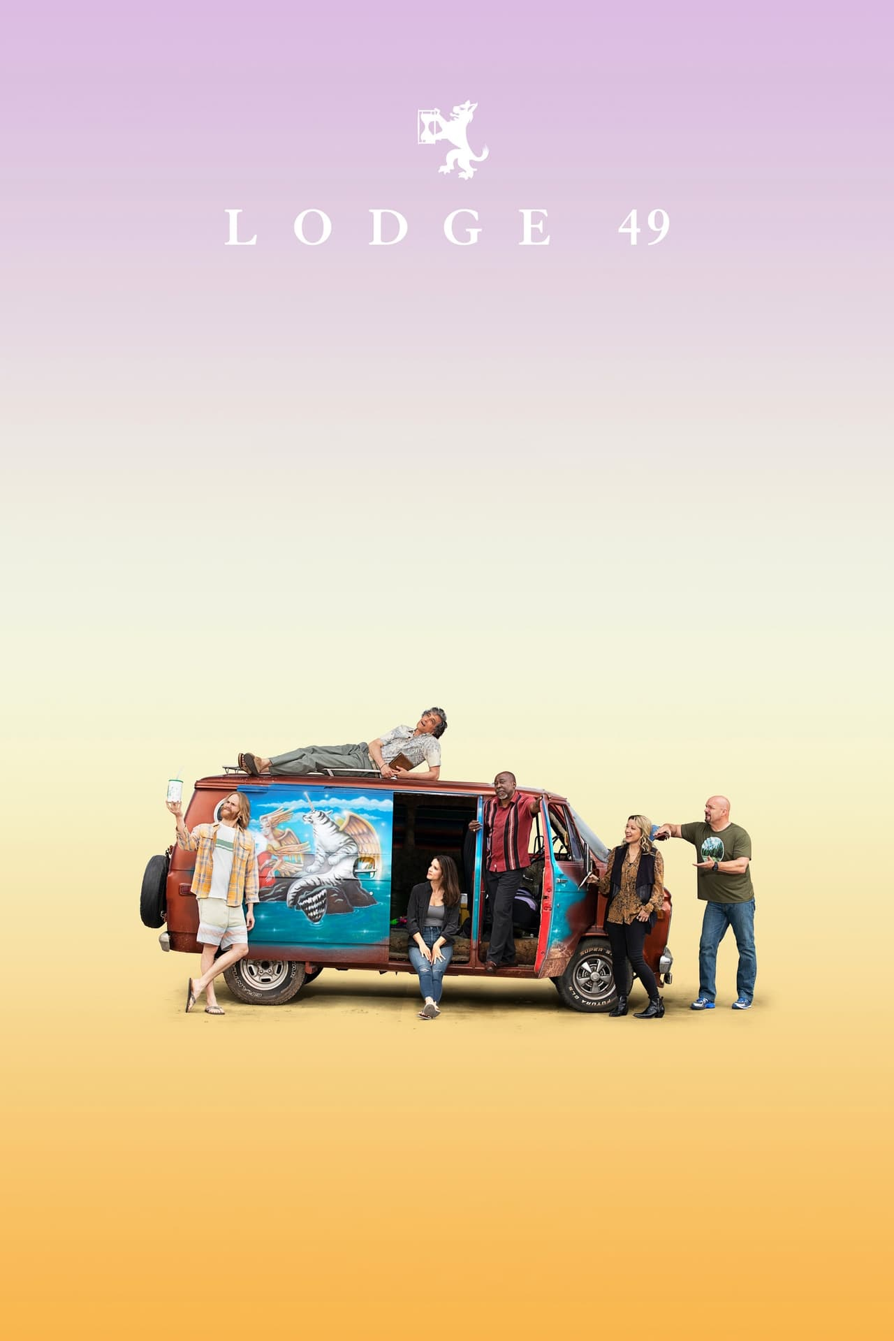 Download Lodge 49 (Season 1) Dual Audio [Hindi-English] 720p WeB-DL HD [350MB]